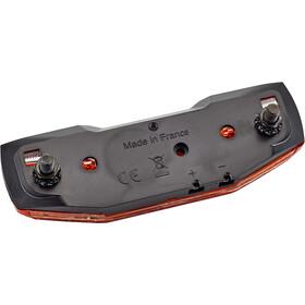 Axa Blueline E-Bike Baglygte 6-12V LED 80mm, rød